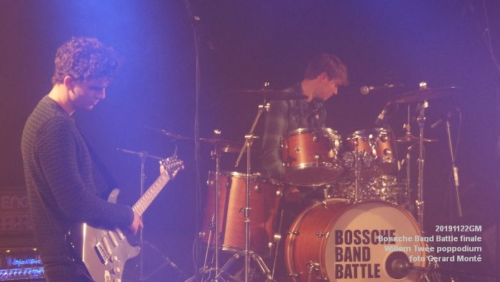DSC06103- finale van de Bossche Band Battle 2019  - Willem Twee poppodium - 22nov2019 - foto GerardMontE web