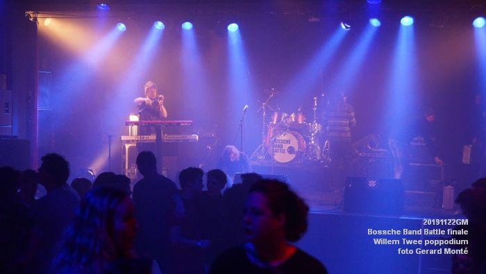 DSC06132- finale van de Bossche Band Battle 2019  - Willem Twee poppodium - 22nov2019 - foto GerardMontE web