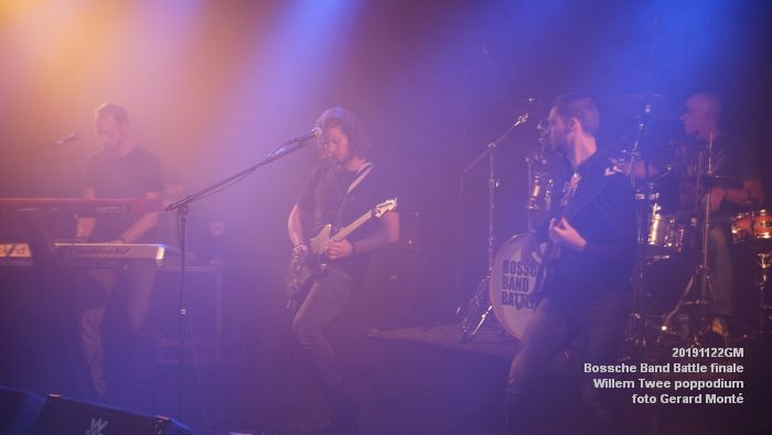 DSC06159- finale van de Bossche Band Battle 2019  - Willem Twee poppodium - 22nov2019 - foto GerardMontE web
