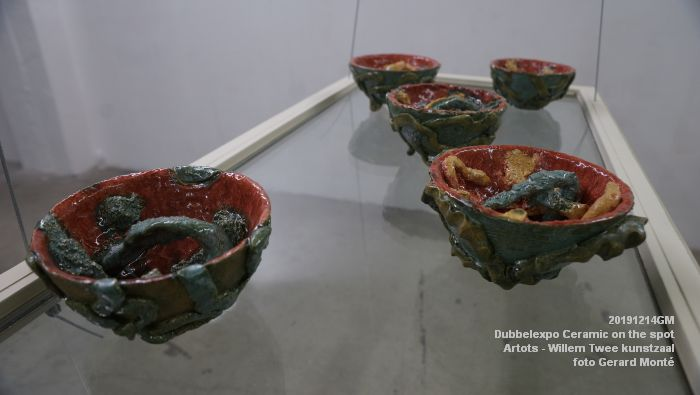 DSC08857- Dubbeltentoonstelling Ceramic on the spot - Artots en Willem Twee kunstzaal - 14dec2019 - foto GerardMontE web