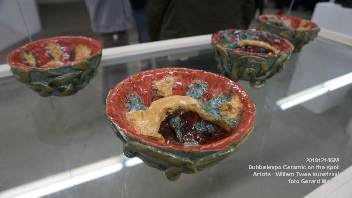 DSC08858- Dubbeltentoonstelling Ceramic on the spot - Artots en Willem Twee kunstzaal - 14dec2019 - foto GerardMontE web