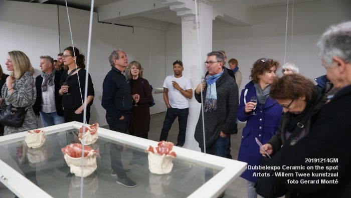DSC08881- Dubbeltentoonstelling Ceramic on the spot - Artots en Willem Twee kunstzaal - 14dec2019 - foto GerardMontE web