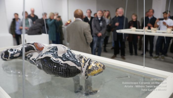 DSC08887- Dubbeltentoonstelling Ceramic on the spot - Artots en Willem Twee kunstzaal - 14dec2019 - foto GerardMontE web