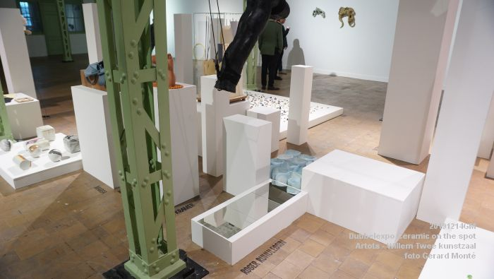 DSC08934- Dubbeltentoonstelling Ceramic on the spot - Artots en Willem Twee kunstzaal - 14dec2019 - foto GerardMontE web