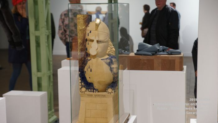DSC08953- Dubbeltentoonstelling Ceramic on the spot - Artots en Willem Twee kunstzaal - 14dec2019 - foto GerardMontE web