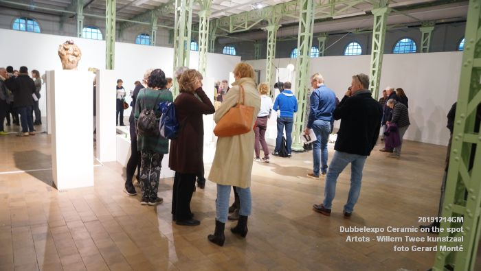 DSC08989- Dubbeltentoonstelling Ceramic on the spot - Artots en Willem Twee kunstzaal - 14dec2019 - foto GerardMontE web