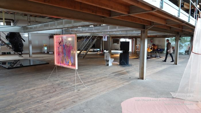 eDSC07325- Collab - Collide - Collapse - artists talks van Ongekend in het Werkwarenhuis Tramkade - 14mrt2020 - foto GerardMontE web