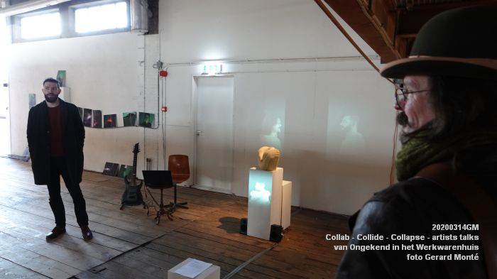 eDSC07364- Collab - Collide - Collapse - artists talks van Ongekend in het Werkwarenhuis Tramkade - 14mrt2020 - foto GerardMontE web