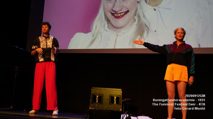 FDSC06728- Koningstheateracademie 1931 -The Funniest Festival Ever - avond - 12sept2020 - foto GerardMontE web