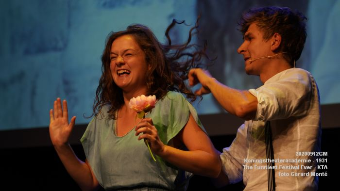 FDSC06771- Koningstheateracademie 1931 -The Funniest Festival Ever - avond - 12sept2020 - foto GerardMontE web