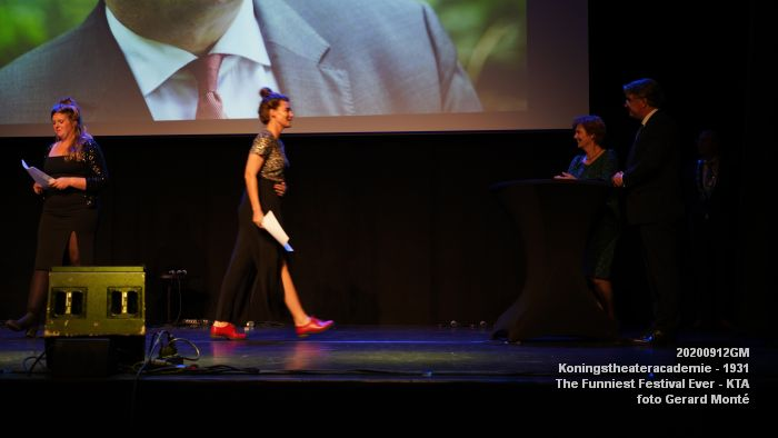 FDSC06802- Koningstheateracademie 1931 -The Funniest Festival Ever - avond - 12sept2020 - foto GerardMontE web