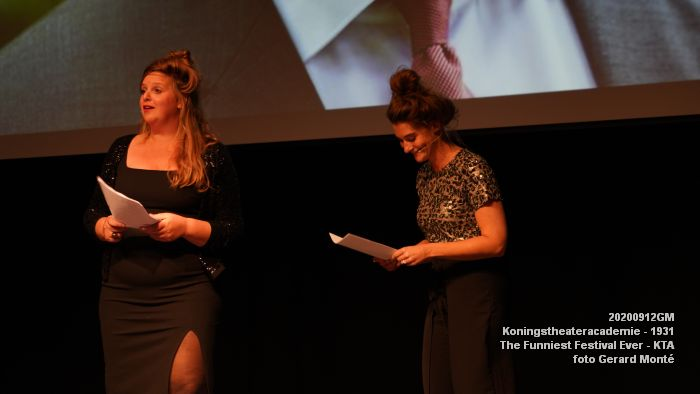 FDSC06807- Koningstheateracademie 1931 -The Funniest Festival Ever - avond - 12sept2020 - foto GerardMontE web