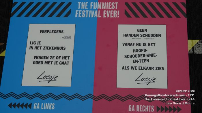 eDSC00355- Koningstheateracademie 1931 -The Funniest Festival Ever - 12sept2020 - foto GerardMontE web